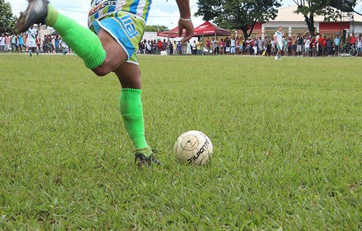 Copa Eldorado de futebol amador começa neste fim de semana