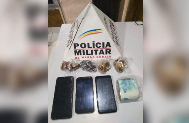 Polícia Militar prende suspeito de roubo em distribuidora de gás em Pedro Leopoldo