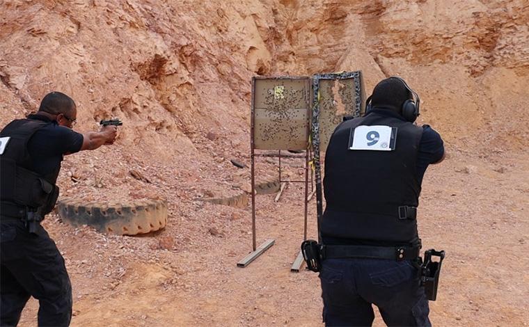 Guarda Municipal de Sete Lagoas participa de curso completo de armamento e tiro