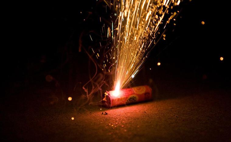 Uma pessoa morre após explosão em fábrica de fogos de artifício na zona rural de Lagoa da Prata