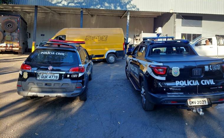 Polícia Civil cumpre mandados em investigação de fraude em licitações de Jequitibá