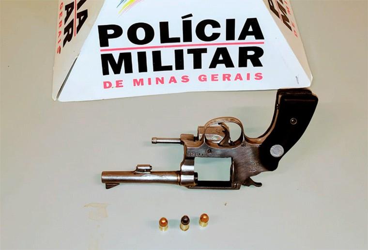 Homens são presos por desobediência e porte ilegal de arma de fogo em Sete Lagoas