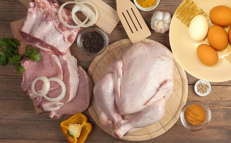 Ovo, frango e carne de porco podem ficar até 50% mais caros, estimam produtores