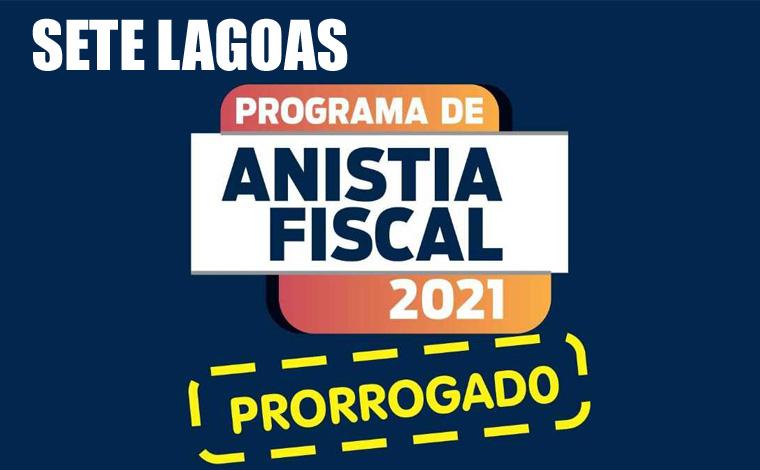 Prefeitura prorroga anistia fiscal com desconto de 100% em juros e multas até 15 de outubro