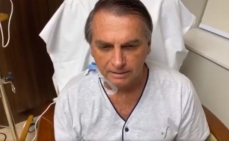 """""""Seguimos progredindo"""", diz presidente Jair Bolsonaro em redes sociais"""