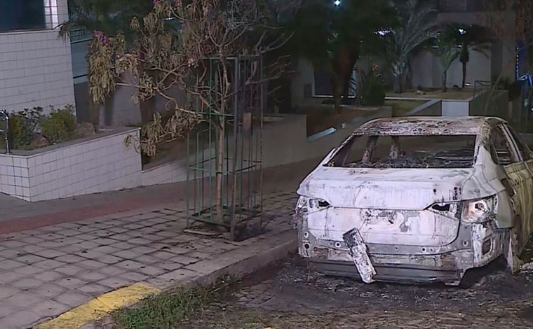Suspeito de incendiar seis veículos no bairro Colégio Batista é preso em Belo Horizonte
