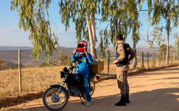Ações preventivas e de combate à criminalidade são intensificadas na zona rural de Sete Lagoas