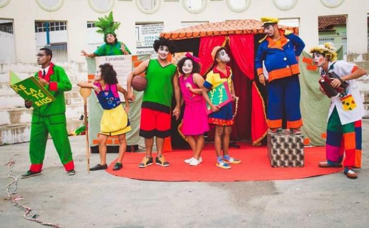 Grupo sete-lagoano 'Ovorini Carpintaria Cênica' é premiado em festival nacional de teatro