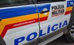 Motociclista sem habilitação é detido após perseguição policial em Sete Lagoas