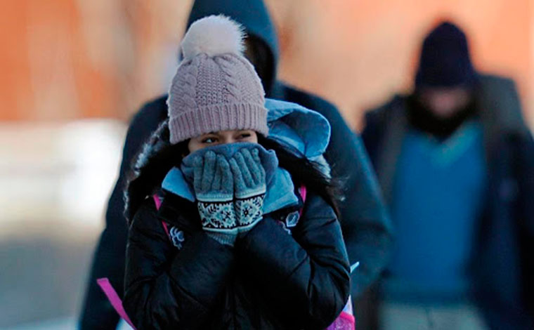 Massa de ar frio deve fazer temperaturas despencarem neste fim de semana em Sete Lagoas