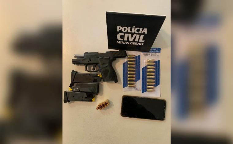 Polícia Civil prende suspeitos de envolvimento em tentativa de triplo homicídio em Matozinhos