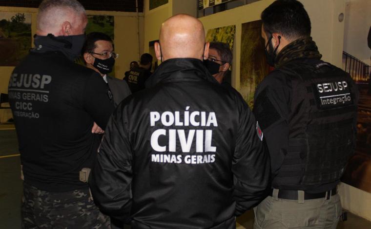 Polícia Civil realiza operação contra quadrilhas suspeitas de homicídios