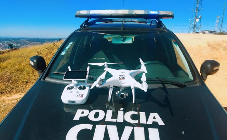 Polícia Civil prende estelionatário suspeito de praticar golpes pela internet em Sete Lagoas