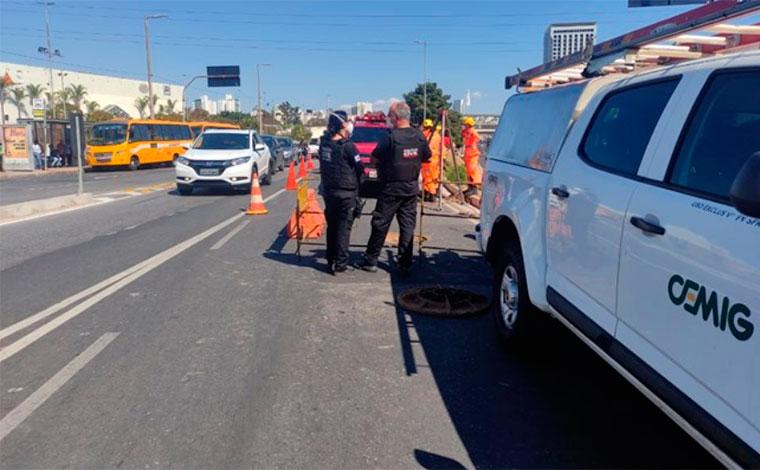 Homem morre carbonizado ao tentar furtar cabos de energia em Belo Horizonte