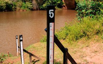 Responsável por abastecer Sete Lagoas, Rio das Velhas entra em estado de alerta por causa da seca