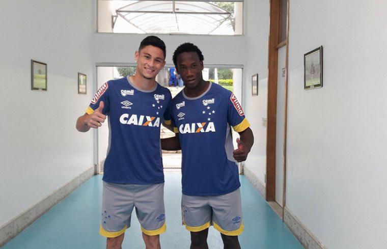 642a534ad9 Novos contratados do Cruzeiro já realizam exames médicos visando 2017