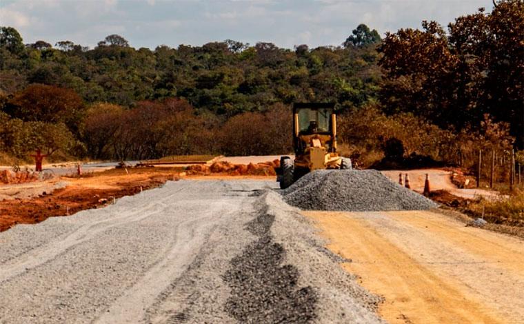 Obras do anel viário de Sete Lagoas devem ser concluídas até novembro deste ano