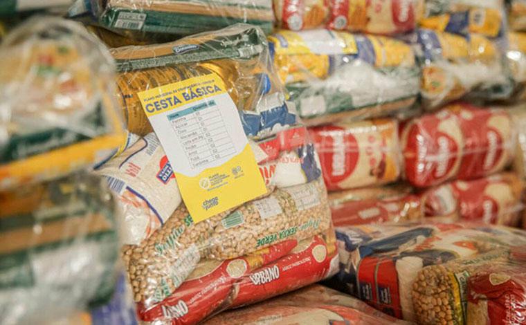 Alimentação básica sobe 15% em 12 meses e deve aumentar ainda mais com falta de chuvas