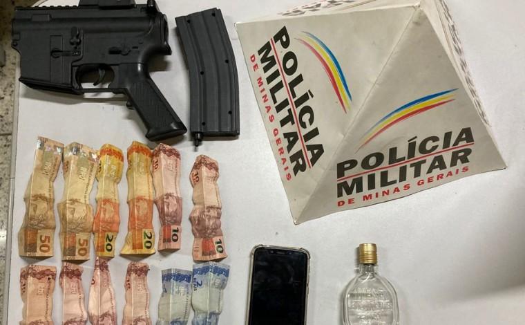 Adolescentes roubam carro e são presos após perseguição policial em Pedro Leopoldo