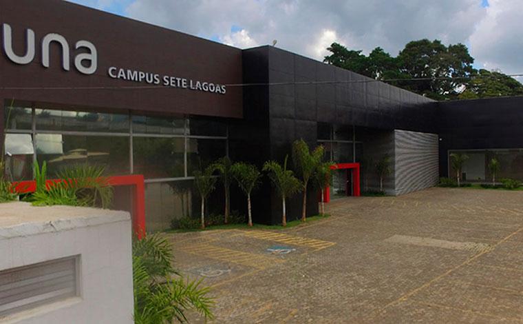 UNA de Sete Lagoas inaugura espaço e deve ampliar parcerias com município