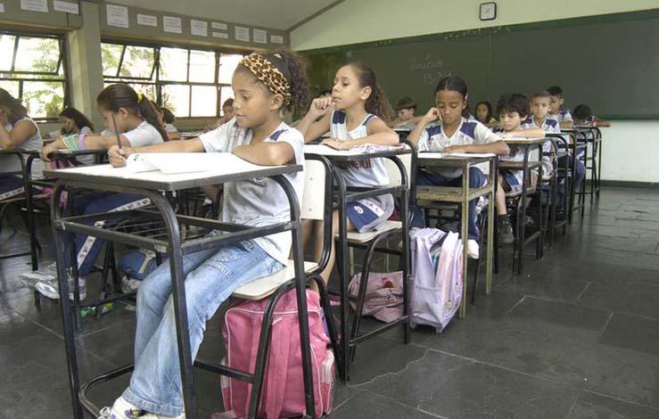 Prazo para matrícula em escolas da rede pública termina na sexta-feira (23)