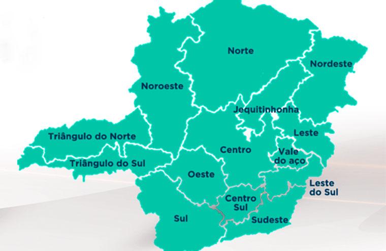 Minas Consciente: pela primeira vez na pandemia, todas as regiões do estado estão na 'onda verde'