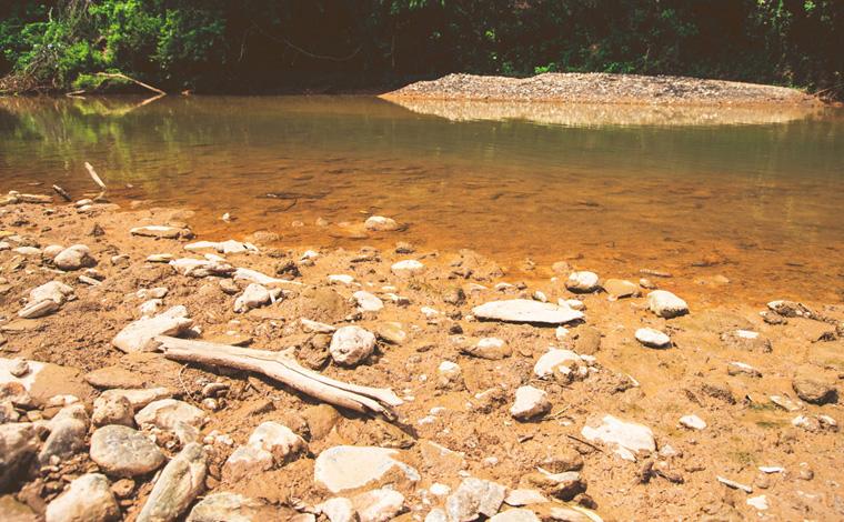 Falta de água: Fim da estiagem da bacia do Velhas somente em novembro