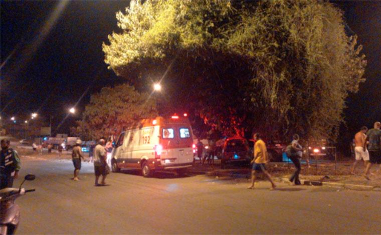 Jovem morre em grave acidente na Av. Prefeito Alberto Moura em Sete Lagoas