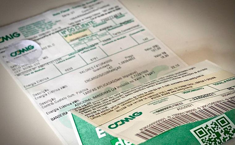 Cobrança de impostos sobre bandeira deixa conta de luz ainda mais cara em Minas Gerais