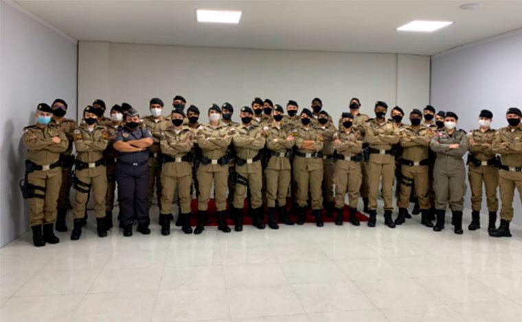 PMMG capacita mais 120 policiais militares a atuarem na patrulha de prevenção à violência doméstica