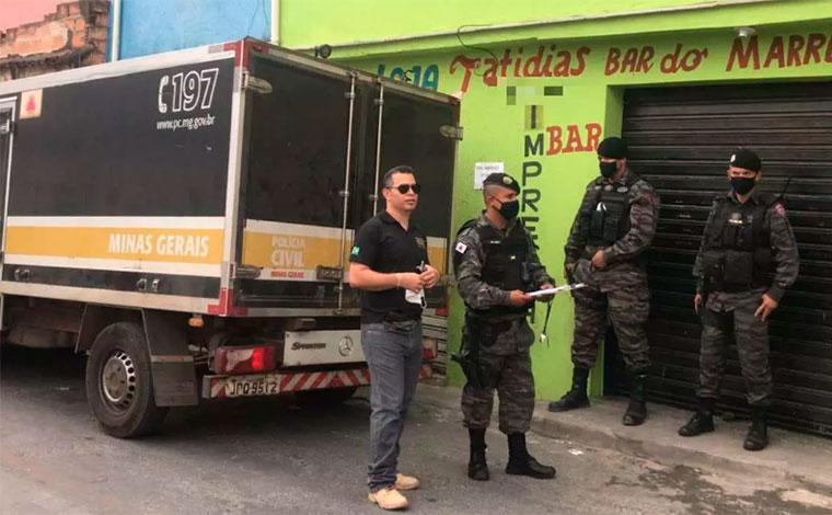 Corpo de adolescente de 17 anos é encontrado em freezer de bar em Belo Horizonte