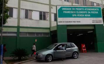 Mãe bate em filho de 10 anos com cabo de rodo e chama polícia para ela mesma em Belo Horizonte