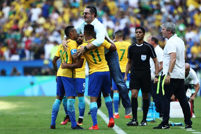 RIO 2016: Brasil atropela Honduras e vai brigar pelo ouro