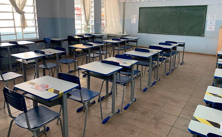 Escola Estadual Dr. Ulisses Vasconcelos de Sete Lagoas recebe R$ 50 mil em emenda parlamentar