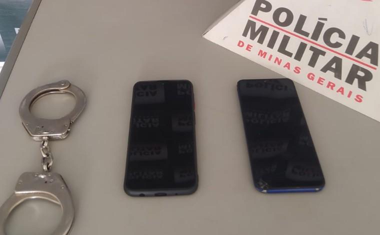 Homem é preso em flagrante por receptação de celulares roubados em Sete Lagoas