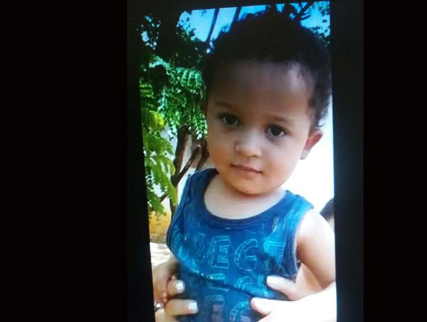 Família pede ajuda para encontrar criança desaparecida em Jequitibá