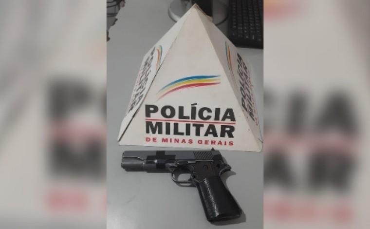 Dupla rouba carro em BH e é presa ao tentar assaltar estabelecimento comercial em Pedro Leopoldo