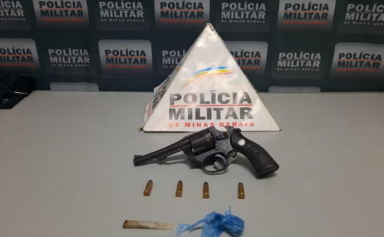 Polícia Militar impede homicídio e apreende arma de fogo no bairro Iporanga em Sete Lagoas