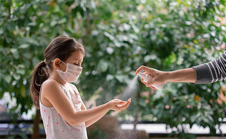 Minas Gerais e São Paulo registram alta de casos de Síndrome Respiratória Aguda Grave em crianças