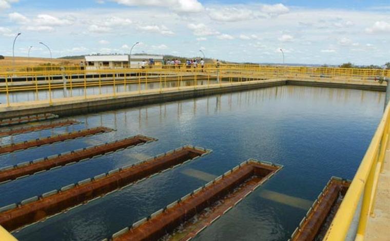 Interrupção temporária da ETA Rio das Velhas afetará abastecimento de água em bairros de Sete Lagoas
