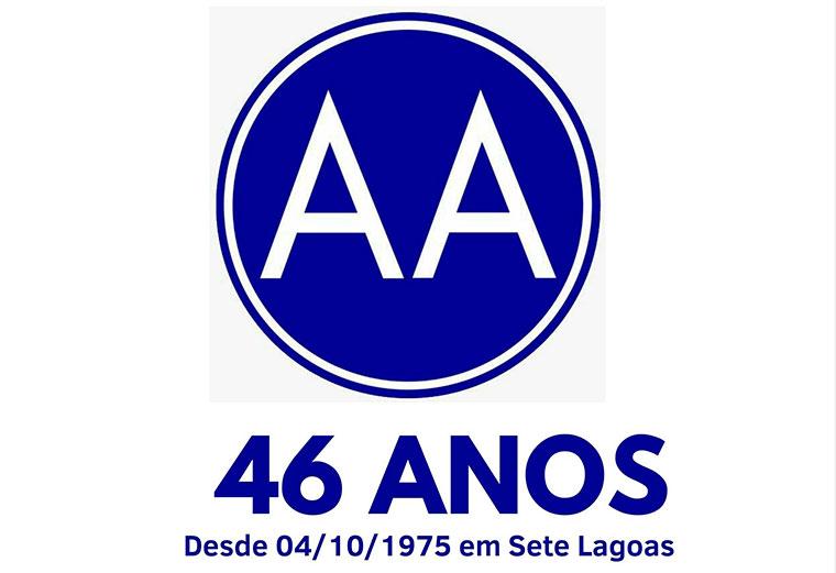 Alcoólicos Anônimos comemora 46 anos de fundação em Sete Lagoas