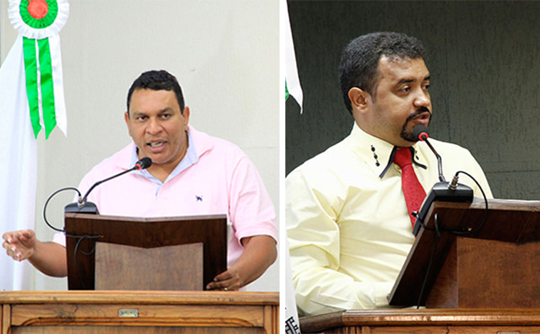 Candidatos à Presidência da Câmara, Caramelo e Marcelo Cooperseltta falam do futuro do Legislativo