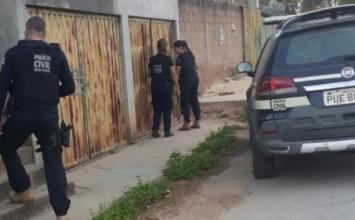 Polícia Civil prende suspeito de assaltar residência usando site de compra e venda em Sete Lagoas