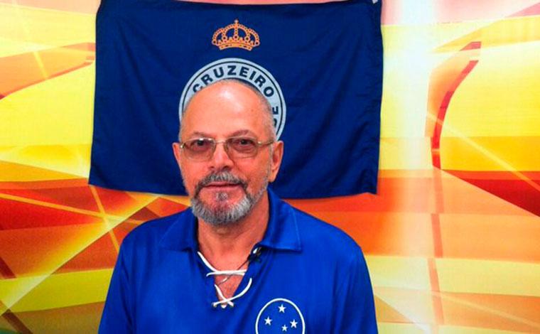 Morre Neuber Soares, jornalista famoso por representar o Cruzeiro na bancada do Alterosa Esporte
