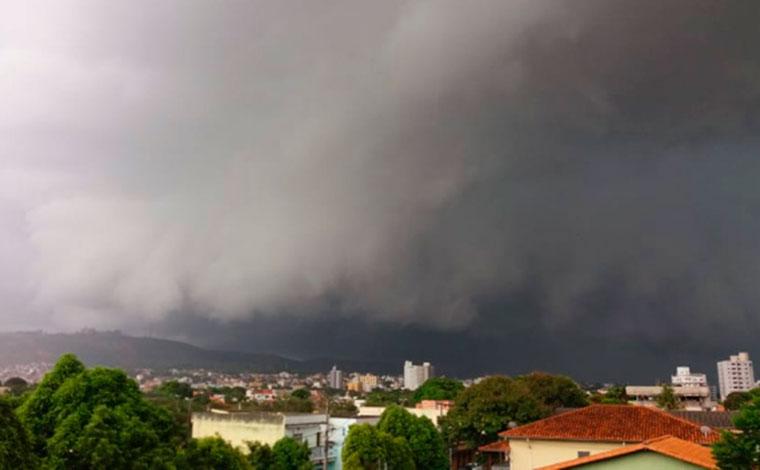 Previsão indica queda de temperaturas e chuva para esta semana em Sete Lagoas