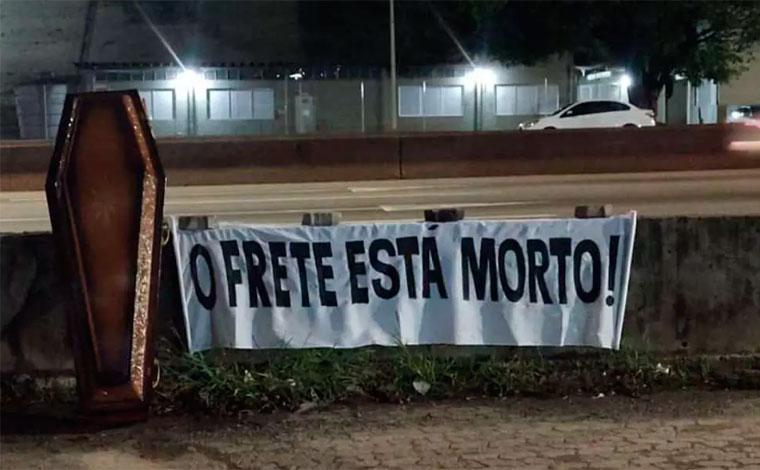 Sindicato anuncia paralisação de transportadoras de combustível em Minas Gerais