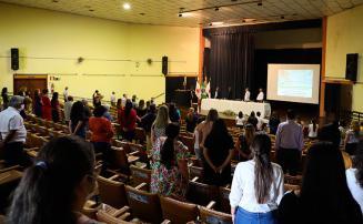 Conferência aprova diretrizes para plano municipal de saúde em Sete Lagoas