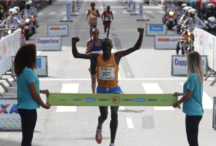 São Silvestre terá 30 mil corredores na edição 2016