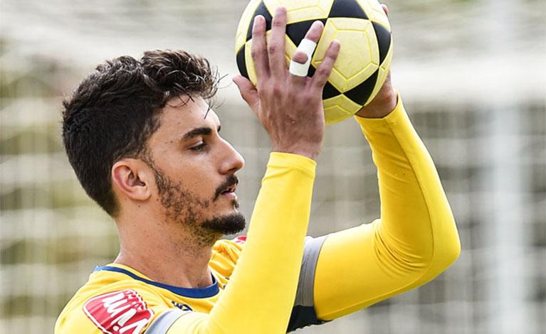 Rafael espera o mesmo sucesso no gol do Cruzeiro em 2017