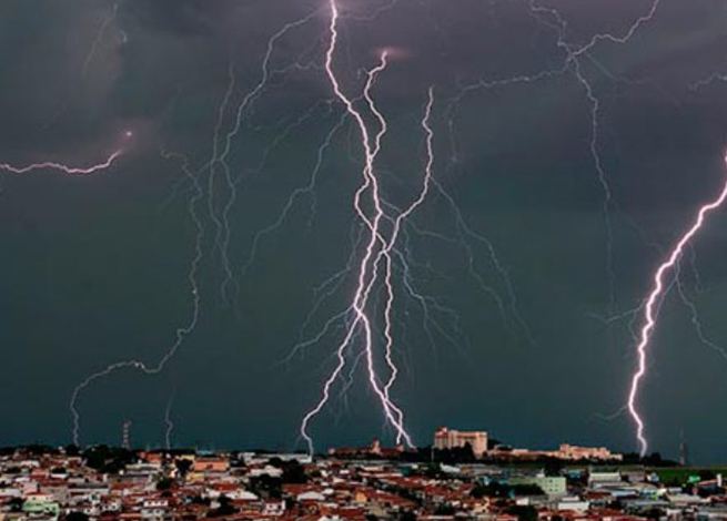 Quarta-feira será de muito calor em Sete Lagoas, com possibilidade de tempestades de verão